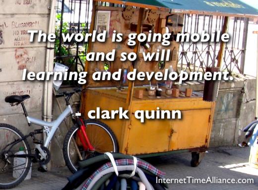 clar quinn on mobile