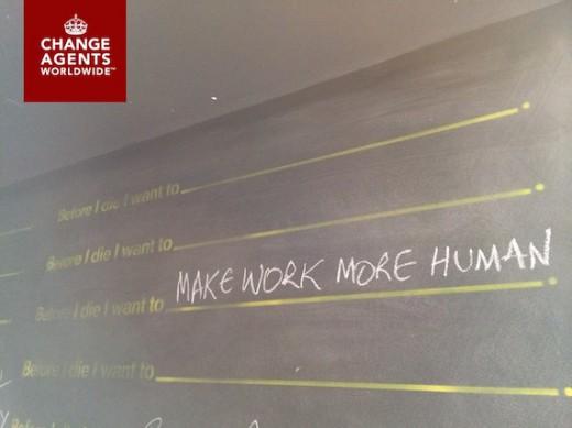 make work more human
